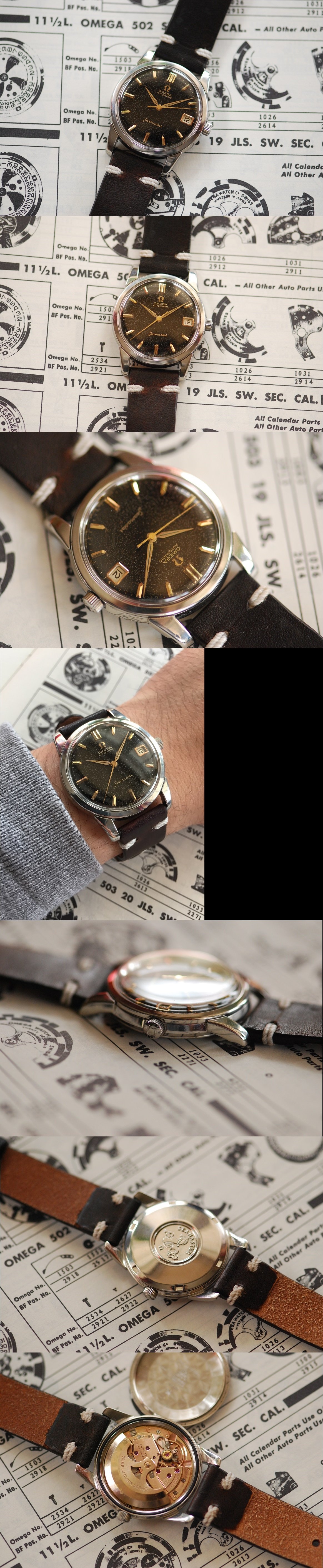 1963 Omega Seamaster Automatic Vintage Gent's Watch